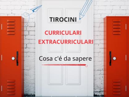 Tirocini Extracurriculari e Curriculari