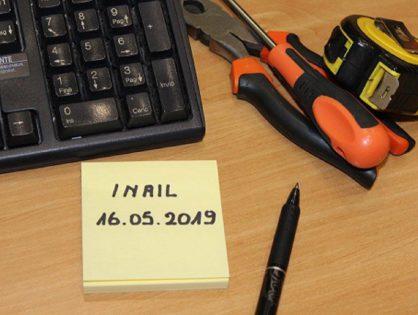 INAIL-differito il termine di pagamento al 16.05.2019