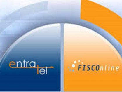 F24 INVIO ESCLUSIVO ENTRATEL/FISCONLINE